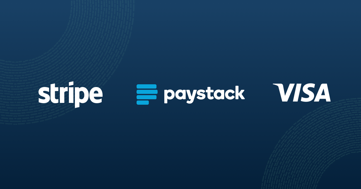 Paystack Stripe Visa Announcement