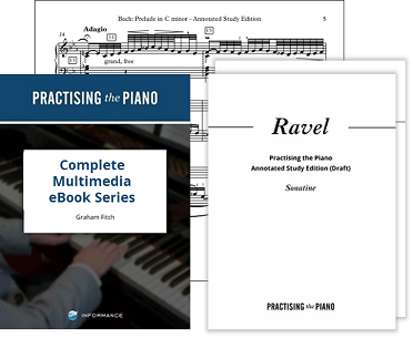 Informance digital fulfilment platform practising the piano ebooks study editions bundle fandeluxe Choice Image