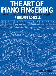 The art of piano fingering cover