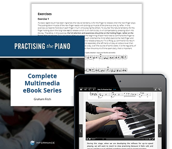 Informance digital fulfilment platform practising the piano ebook series bundle fandeluxe Choice Image