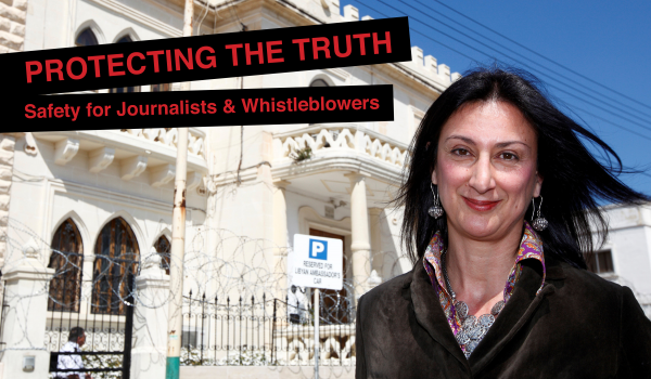 Protecting the truth: Safety for journalists and whistleblowers