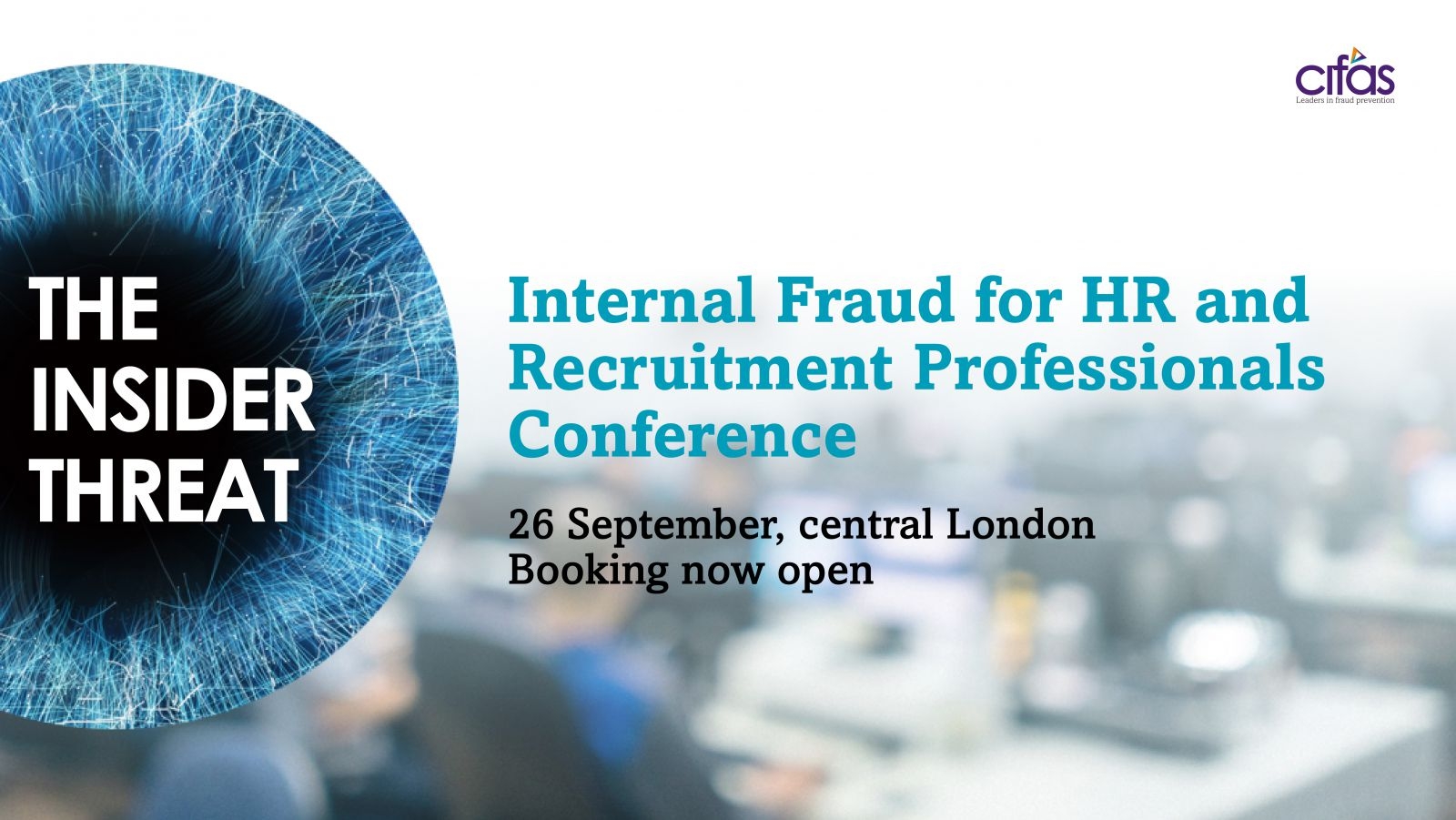 Protect attend Internal Fraud Conference