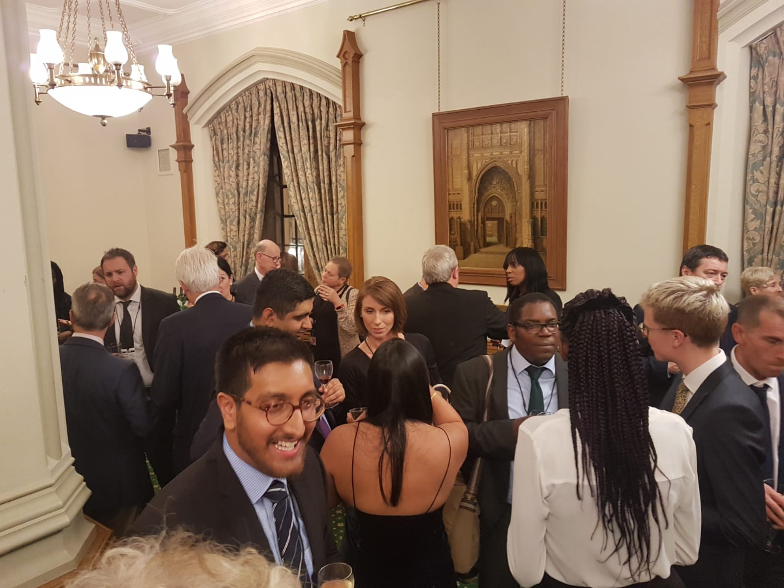 Protect 25th anniversary reception – House of Commons
