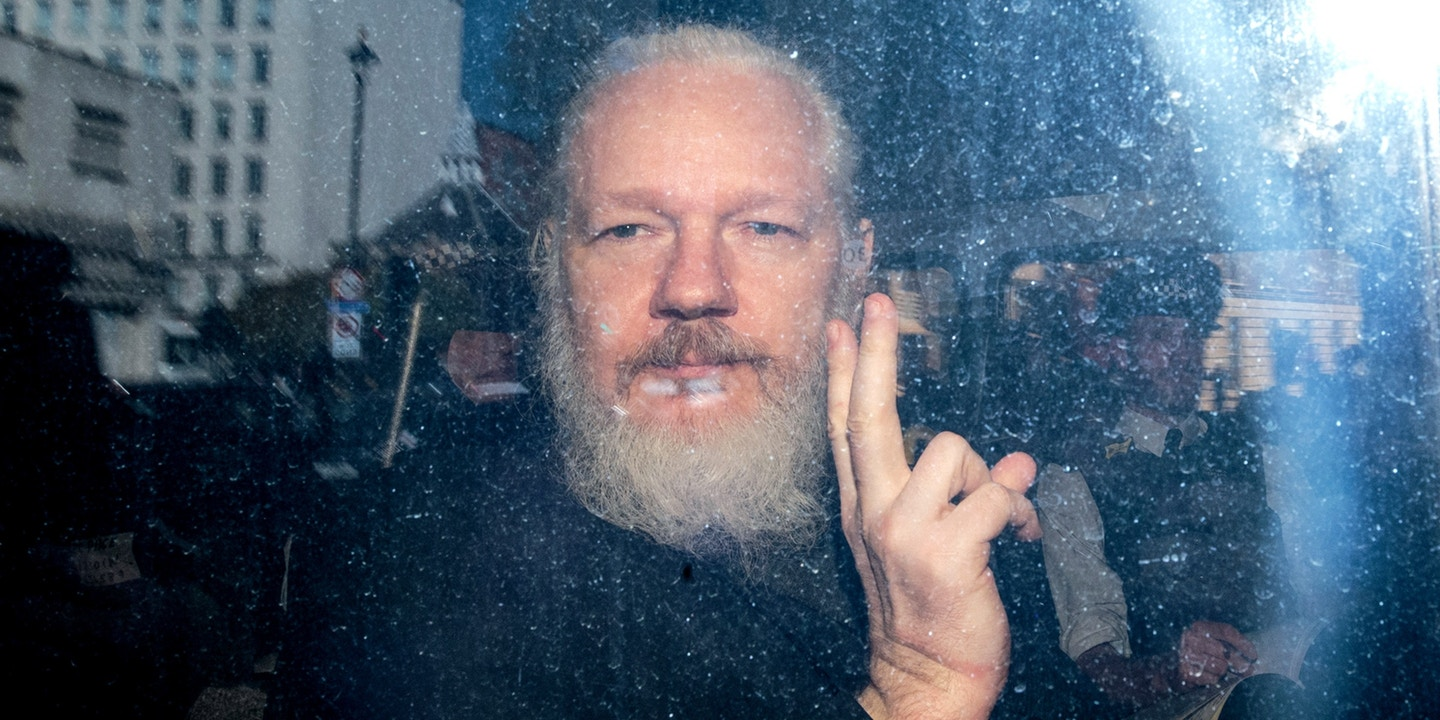 Whatever you think of Assange, whistleblowers depend on press freedom