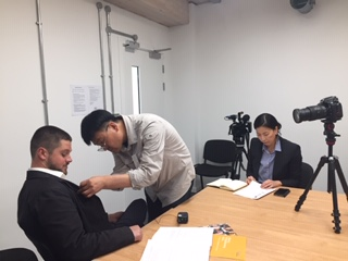 South Korea TV Channel EBS visit to Protect