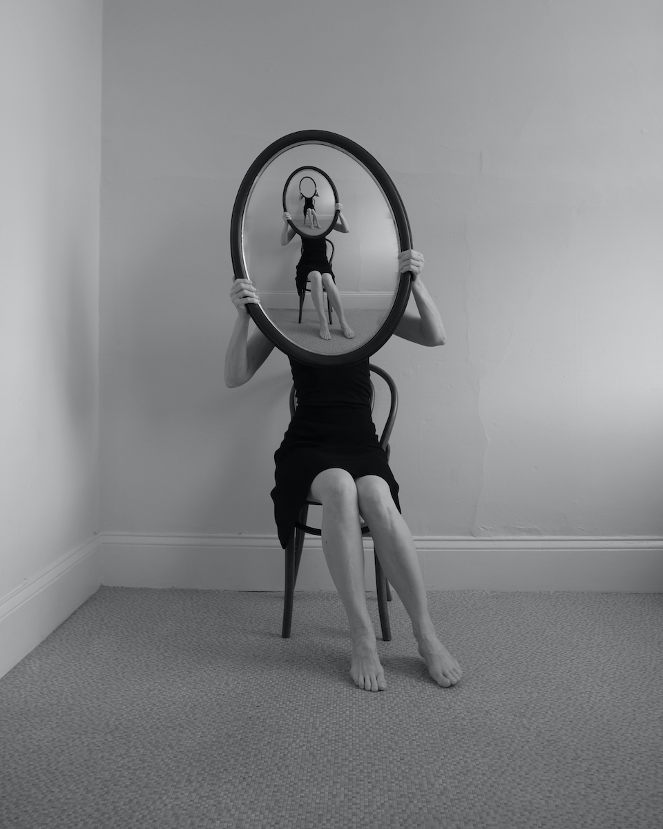 Exploring the complexity and sense of self through B&W photography