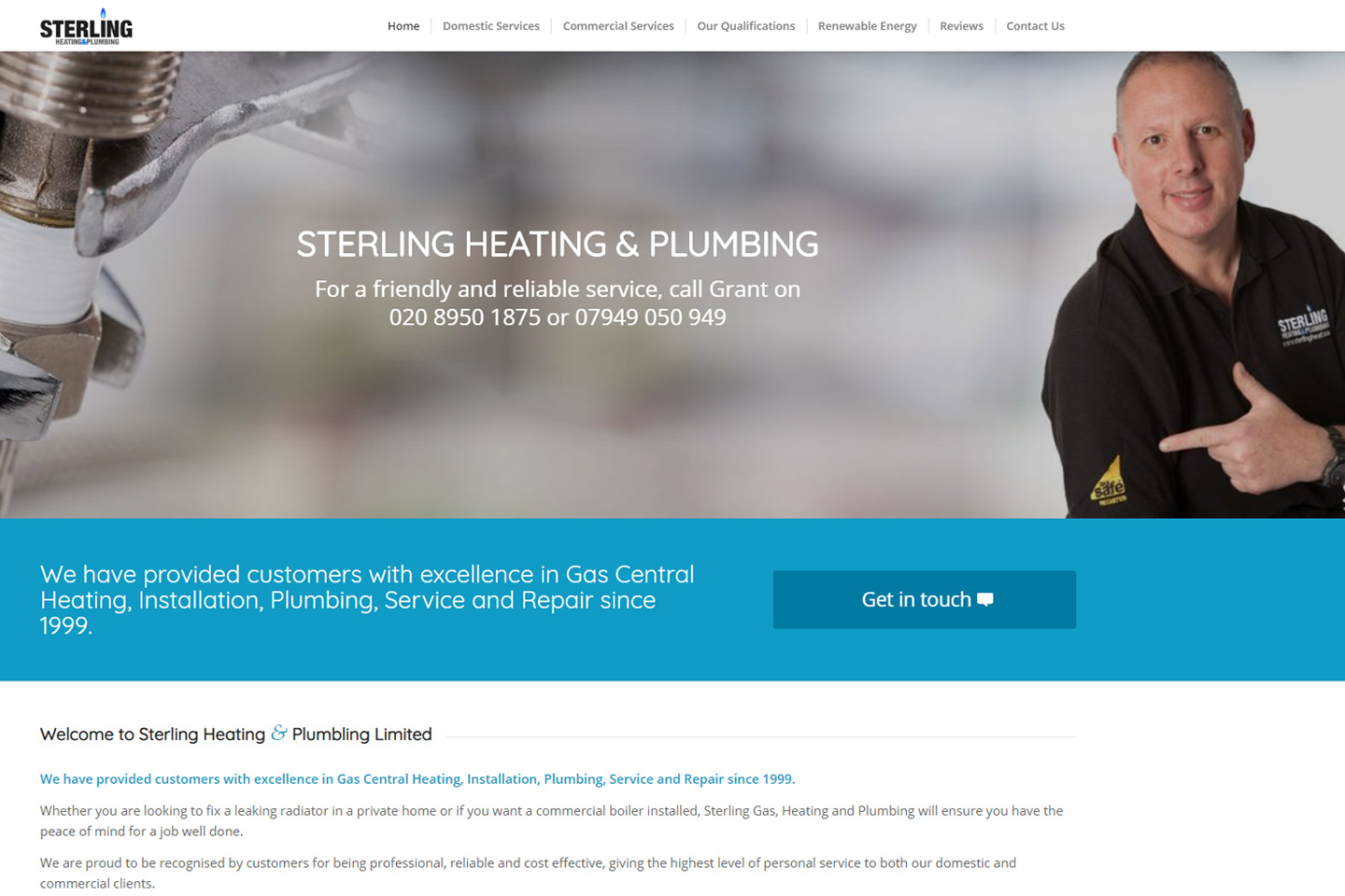 Sterling Heating & Plumbing