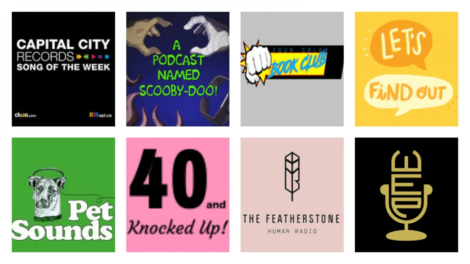 June 9 podcast roundup
