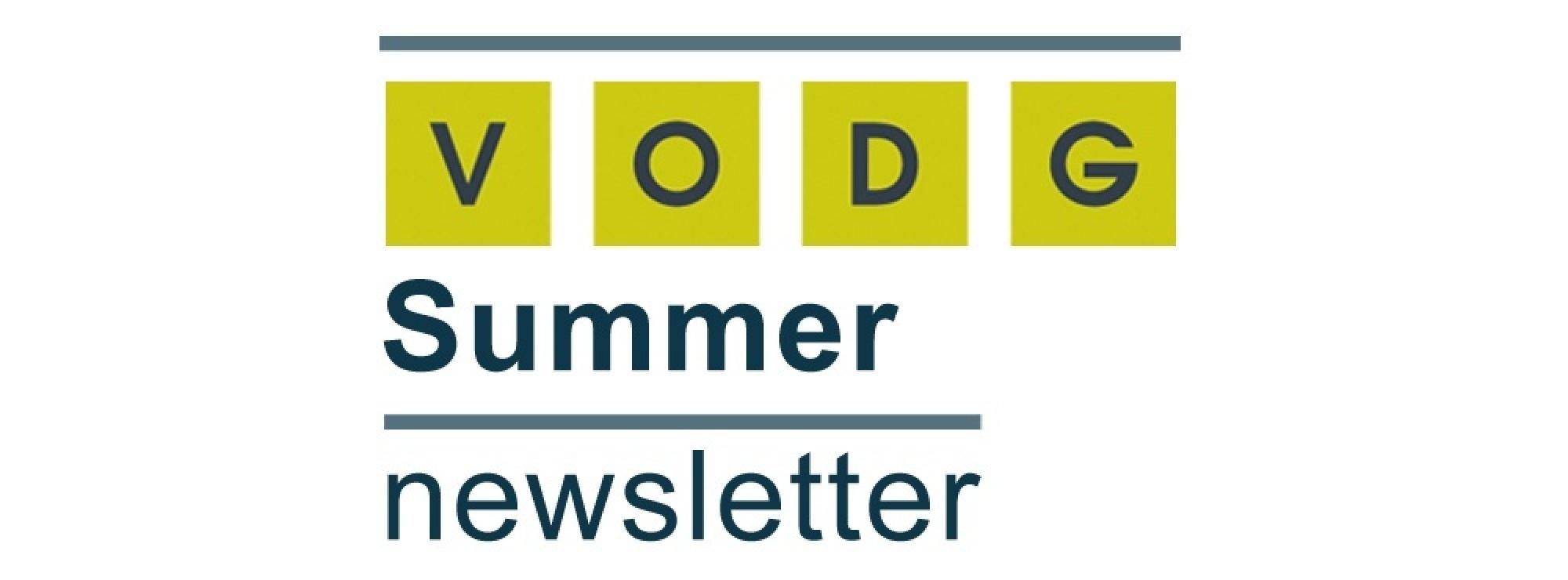2017 Summer newsletter