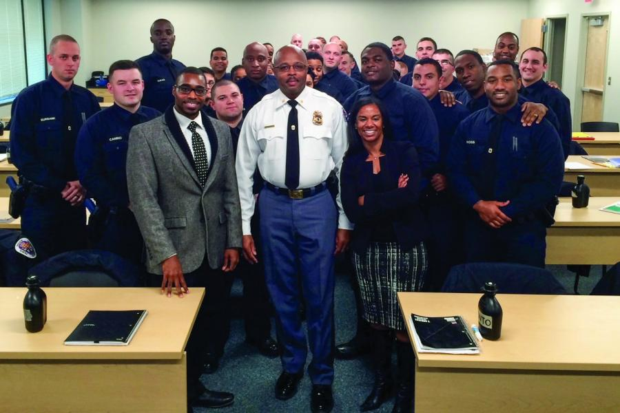 Audio Interview: Prince George's Chief Hank Stawinski On Policing, Race, and Accountability, Collaboration with UMD Sociologists