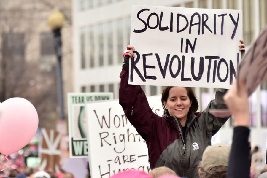 NY Magazine: 3 Things Sociologists Learned by Studying the Women`s March