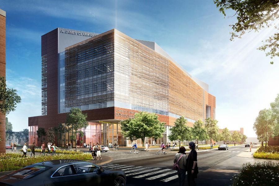 The Architect's Newspaper: $90M Engineering and Research Hub Coming to UMD
