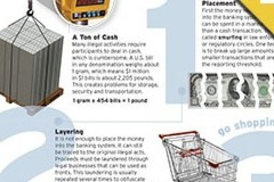 A Prime Minister`s Guide to Money Laundering