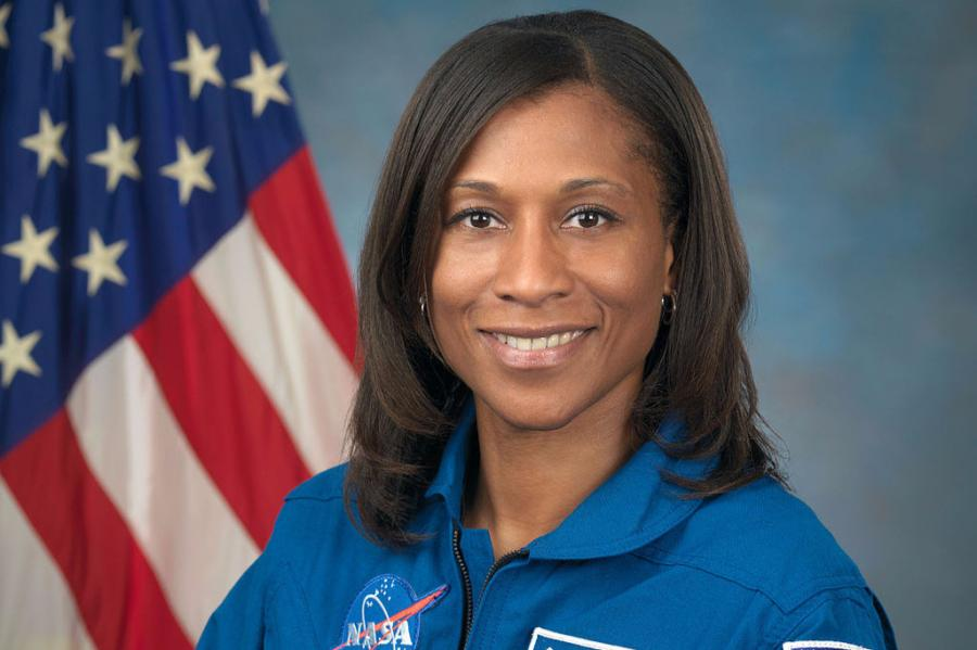 Diamondback: UMD Alumna Will Be The First African American Crew Member on International Space Station