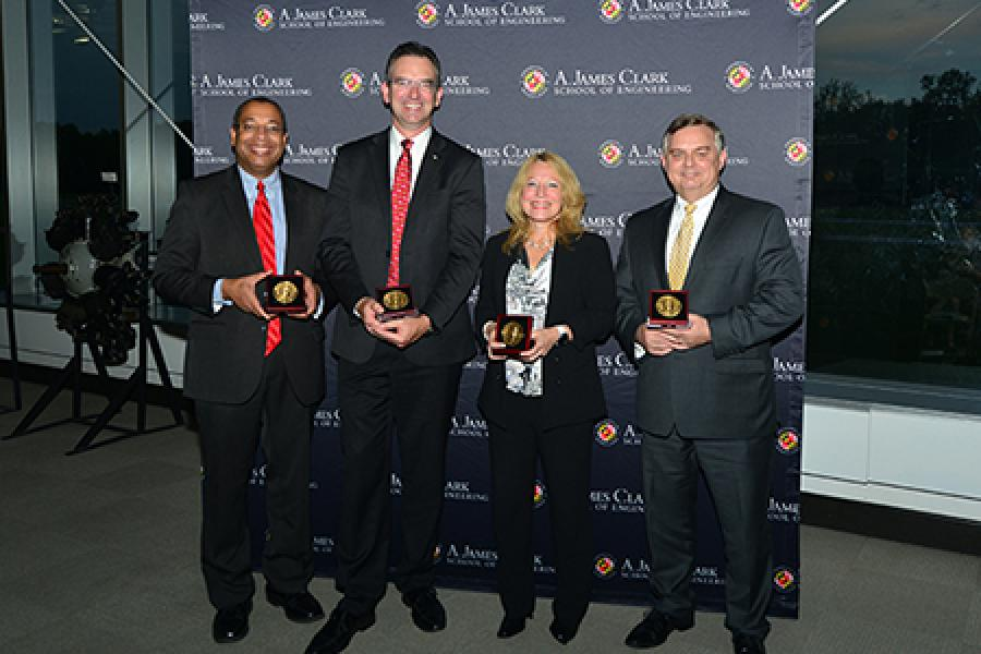 Aerospace Engineering Inducts Five New Academy of Distinguished Alumni Members