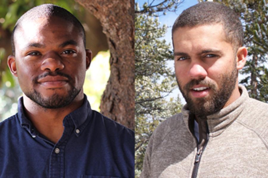 Alumni Frontin and Stebbins Awarded NASA Fellowships