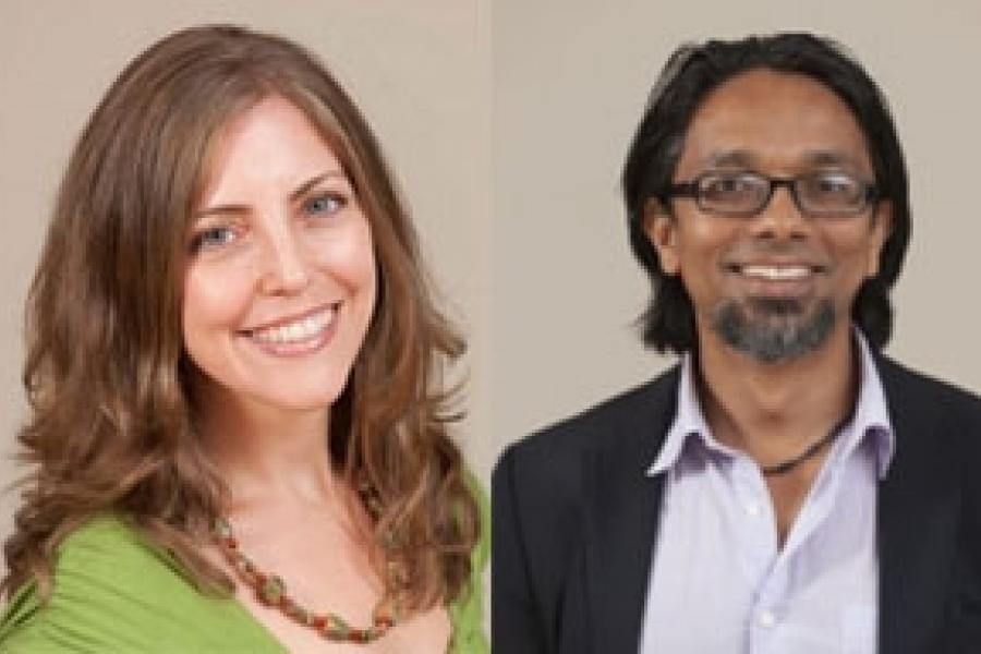 Amy and Amir Sapkota Receive Fulbright Scholarships