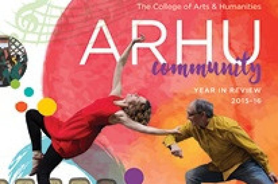 ARHU YEAR IN REVIEW 2015-16