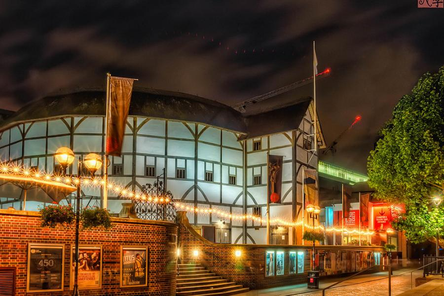 Artistic differences end new artistic vision at The Globe