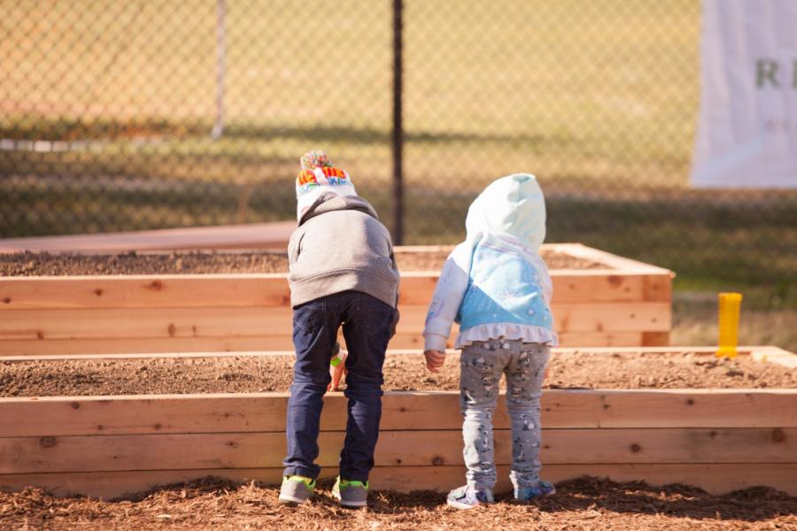 Washington Post: As School Gardens Spread, So Do The Teaching Moments