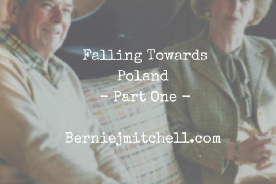 berniejmitchell.com - Bernie J Mitchell - Blogger, Podcaster,...