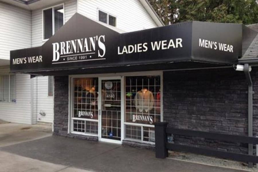 Brennan's Mens & Ladies Wear