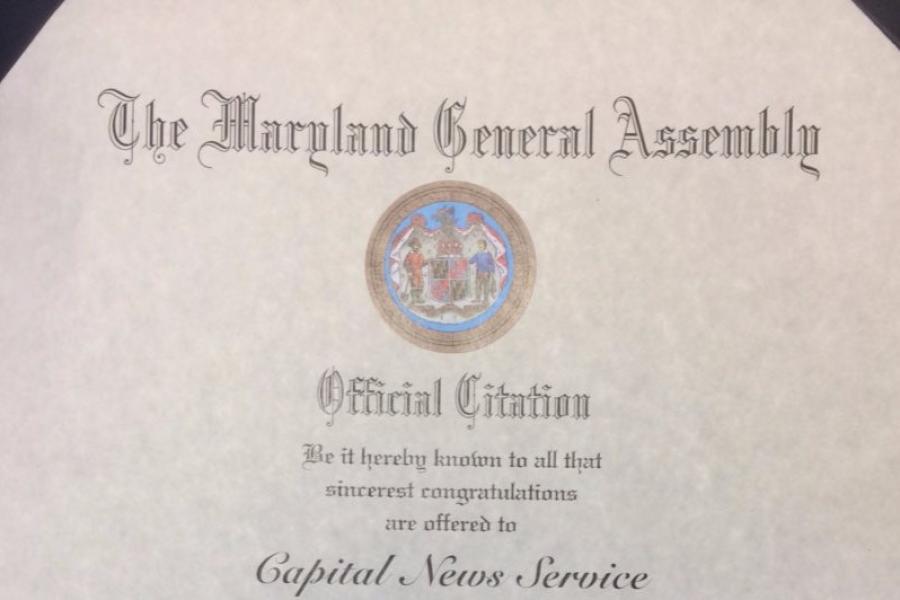 Brothel Next Door Wins General Assembly Citation