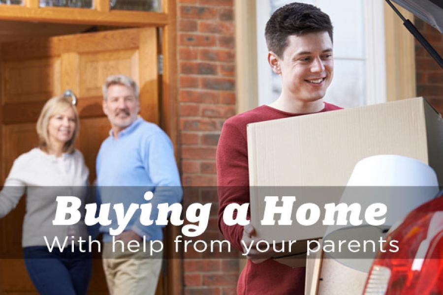 Buying a Home With Help From Your Parents