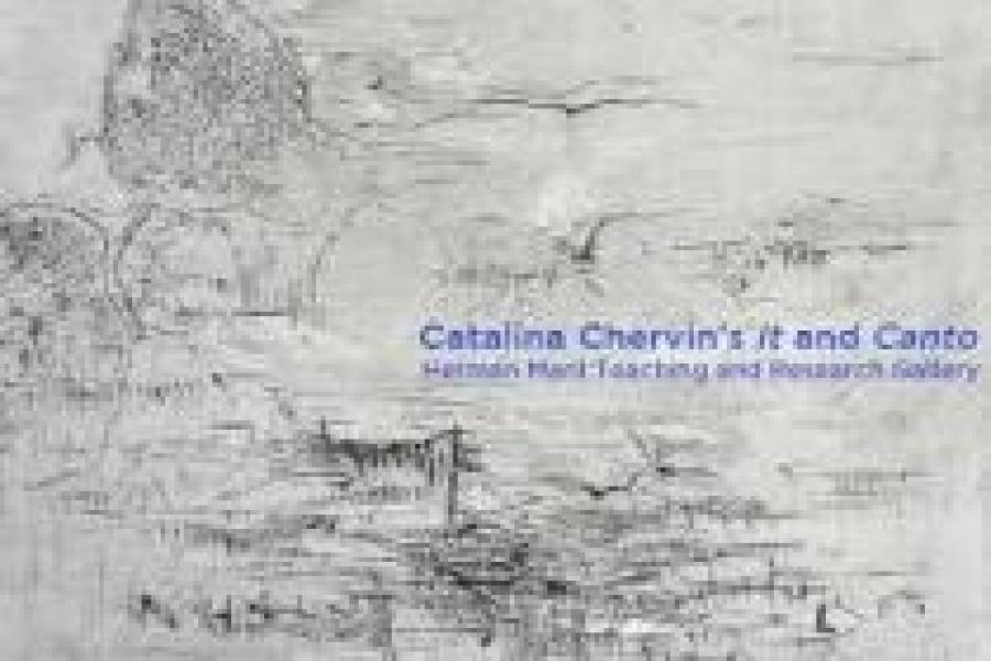 Oct. 6: Catalina Chervin- Panel on Latin American Art and Literature