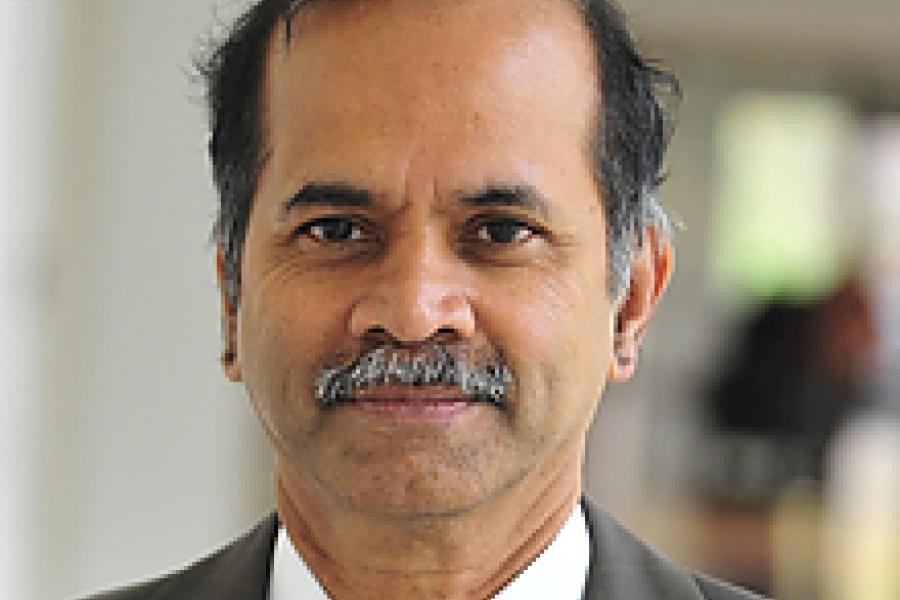 Chellappa Named Inaugural Recipient of IEEE Biometrics Council Leadership Award