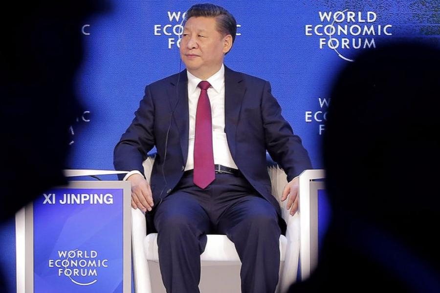 SPP`s Sprinkle Comments on China`s Step Up and U.S.`s Step Back in Global Leadership In The Conversation