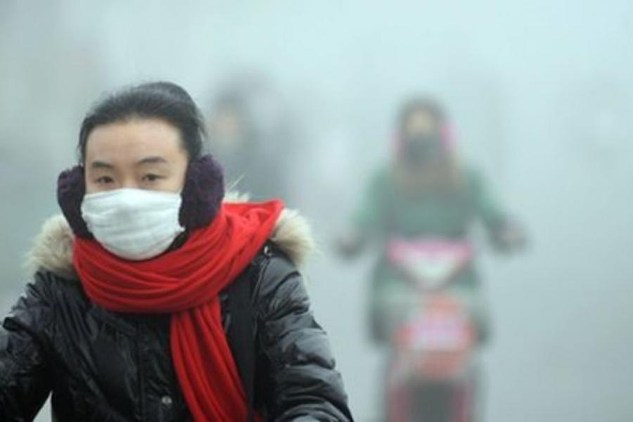 China's 'airpocalypse' linked to Arctic sea ice loss - BBC...