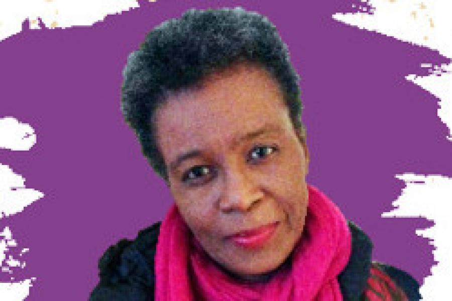 Claudia Rankine Shares Poetry & Discusses Everyday Racism