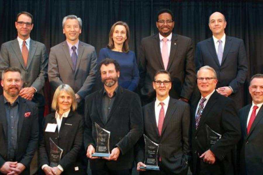 Colvin Institute Honors Maryland's 'Fearless' Entrepreneurs