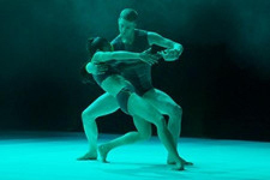 Jan. 28: Company Wayne McGregor: Atomos