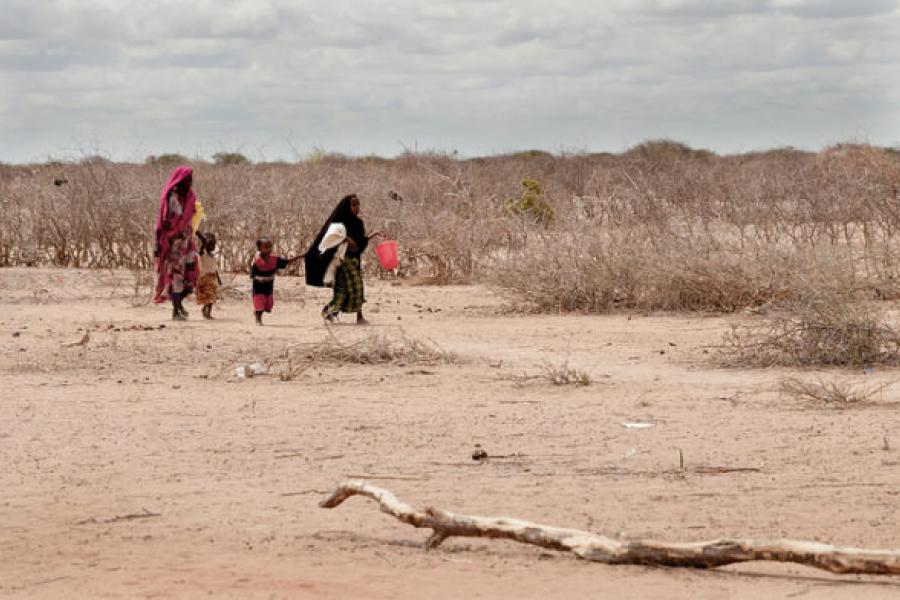 National Geographic: Could Climate Change Keep Kids Out of School?