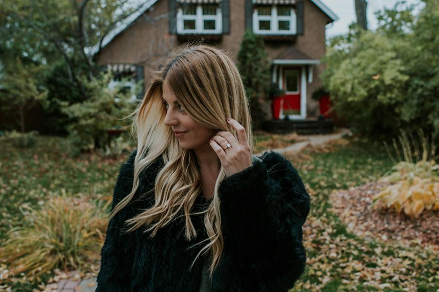 Cozy pieces to update your fall+winter wardrobe.