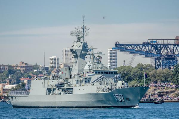 Project SEA 3035 Phase 1 - Naval Warship Bridge Simulation Capability