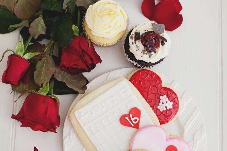 Cute Pregnancy Announcement Valentine's Day Ideas