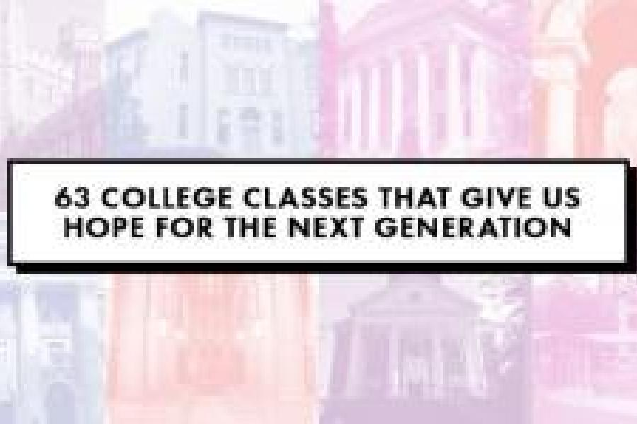 ELLE Magazine Ranks 3 UMD Classes Among Most Compelling Classes About the Female Experience