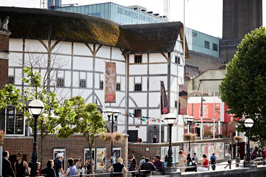 Emma Rice decision prompts charity to shelve future Globe...