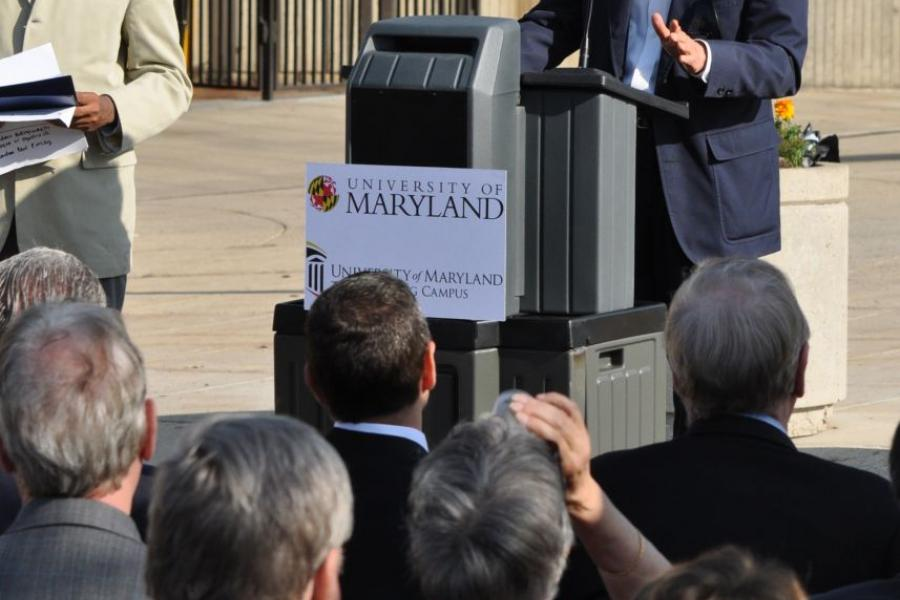 Envisioning the Maryland Academy for Innovation in National Security