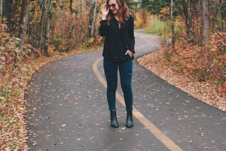 Fall Essentials - With Love, Meg