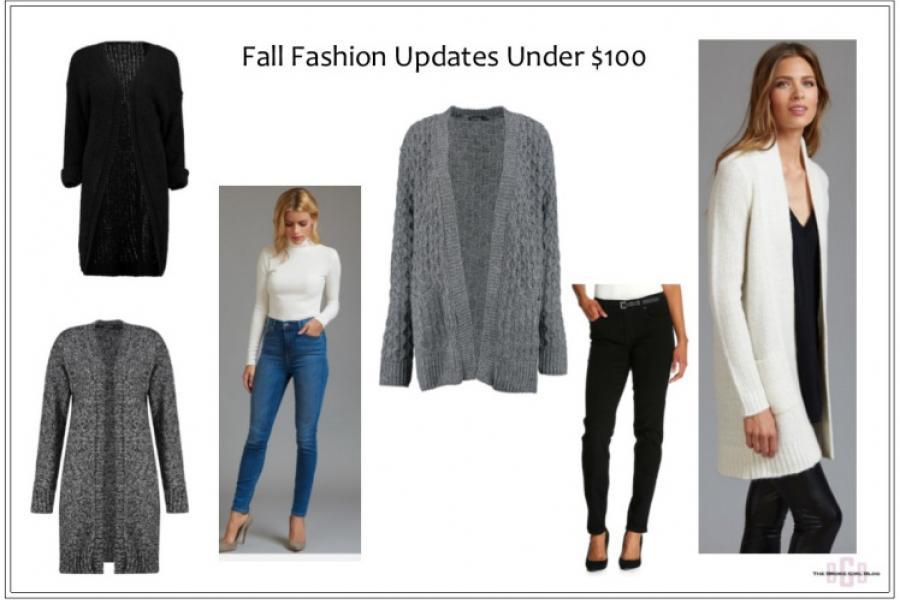 Fall Fashion Updates
