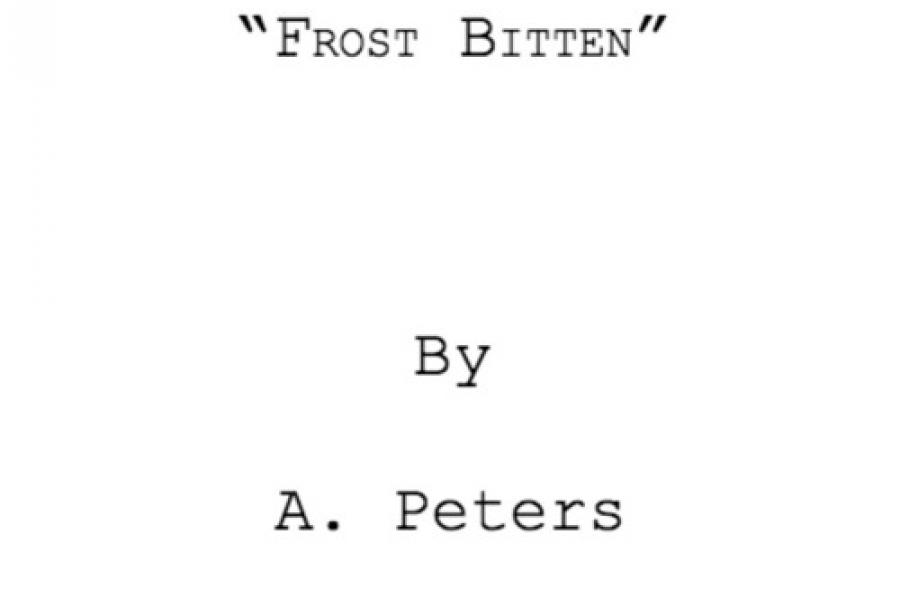 FROST BITTEN by Plot Device