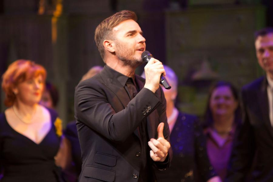 Gary Barlow taking 'nothing for granted'