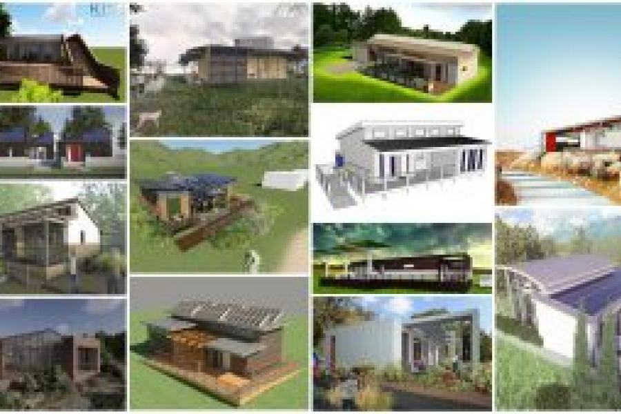 Department of Energy: Get a Sneak Preview of Solar Decathlon 2017 Houses