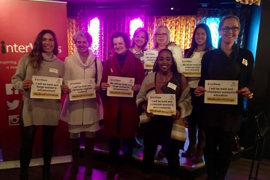 #Girlbossyeg: An invitation to Edmontonians to be Bold for Change
