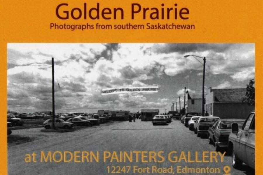 Golden Prairie: A Photographic Exhibition by Jerome Martin,...