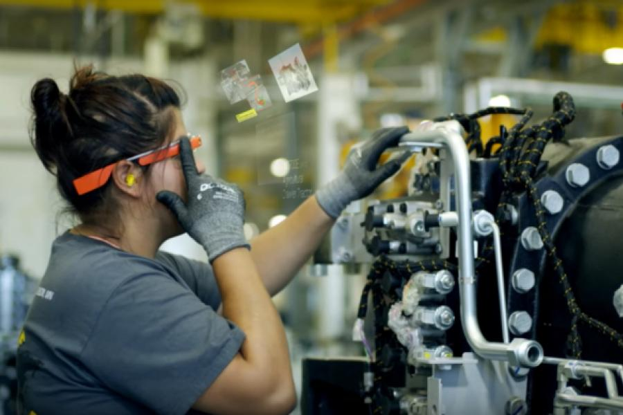 Google Glass Didn't Disappear. You Can Find It On The Factory